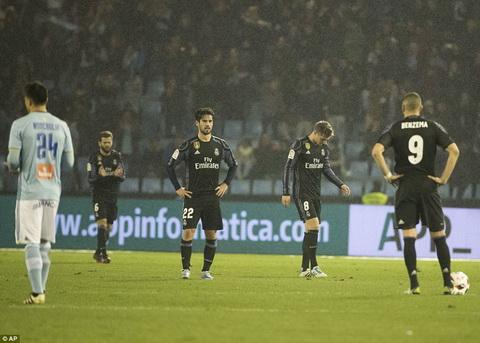Real Madrid chia tay Cup Nha vua Mung nhieu hon lo hinh anh