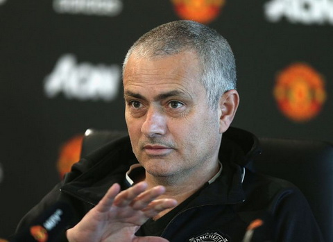 Rashford Mourinho la nguoi duoc chon cua Man Utd hinh anh