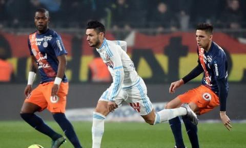 Marseille vs Montpellier 2h05 ngày 255 (Ligue 1 201819) hình ảnh
