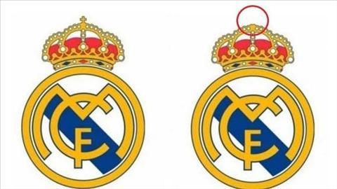 Real Madrid chap nhan thay doi logo CLB vi nha tai tro hinh anh