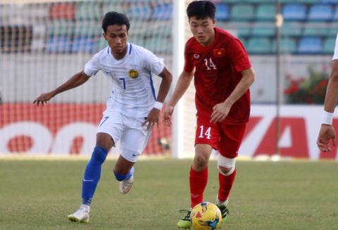U23 Viet Nam va khat vong doi mau huy chuong SEA Games cua bau Duc hinh anh