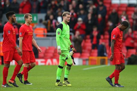 Liverpool that bai truoc Wolves