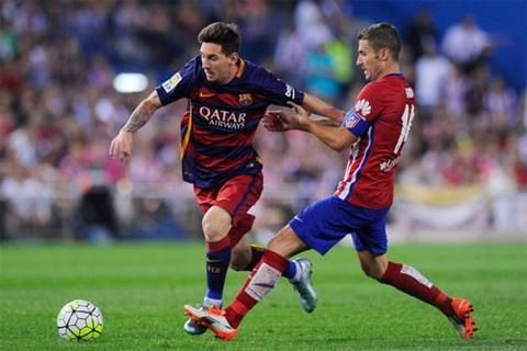 Dai chien Barca vs Atletico Madrid o ban ket cup Nha vua TBN 201617 hinh anh