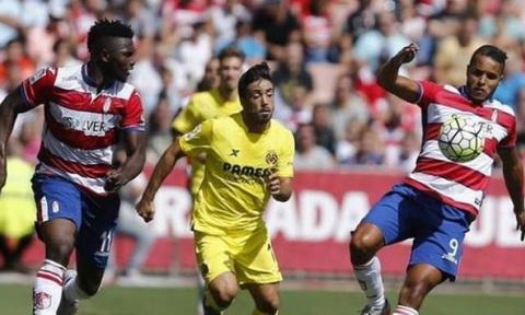 Nhan dinh Villarreal vs Granada 19h00 ngay 281 (La Liga 201617) hinh anh