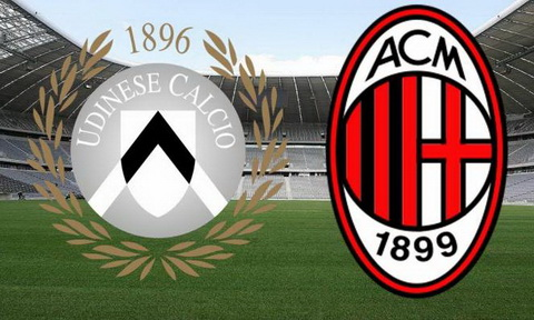 Nhan dinh Udinese vs AC Milan 21h00 ngay 291 (Serie A 201617) hinh anh