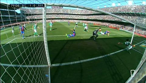 Neymar, Suarez cong kich trong tai vi mat trang ban thang hinh anh