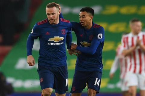 Lingard Rooney la hinh mau cua cac cau thu tre MU hinh anh