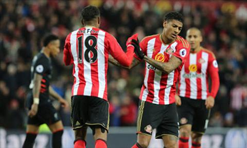 Tong hop Sunderland 2-2 Liverpool (Vong 20 NHA 201617) hinh anh