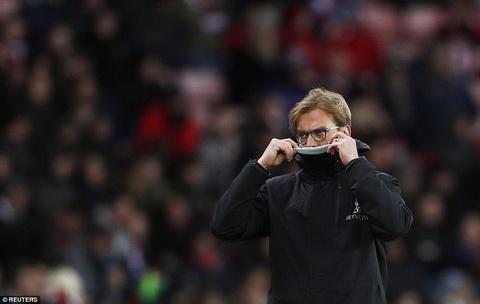 Jurgen Klopp can nhin nhan thang vao su that rang hang thu Liverpool dang gap van de rat lon.