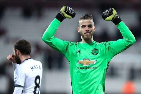 Mata len tieng ve tuong lai cua De Gea o Man Utd hinh anh