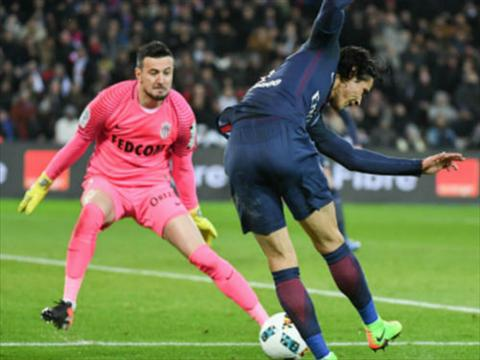 Tong hop PSG 1-1 Monaco (Vong 22 Ligue 1 201617) hinh anh