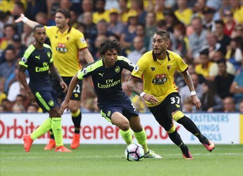 Arsenal vs Watford (2h45 ngay 12) Chien thang de but pha hinh anh 2