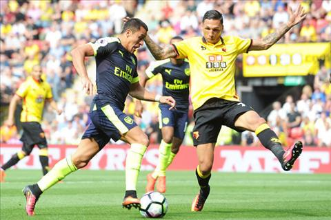 Arsenal vs Watford (2h45 ngay 12) Chien thang de but pha hinh anh