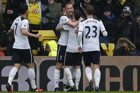 Du am Tottenham 2-0 Chelsea Khi 3-5-2 khac che 3-4-3 hinh anh