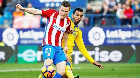 Tong hop Las Palmas 0-2 Atletico Madrid (Cup Nha vua TBN 201617) hinh anh