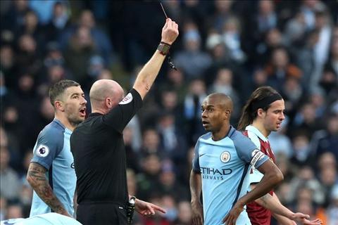 Doi hinh Man City vs Tottenham hinh anh 2