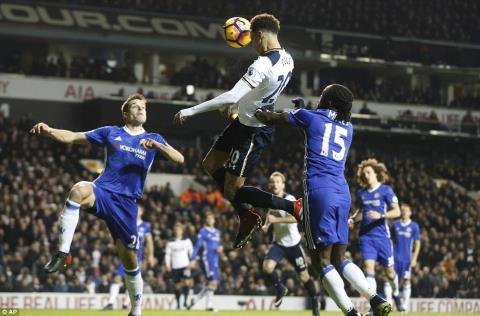 Du am Tottenham 2-0 Chelsea Khi 3-5-2 khac che 3-4-3 hinh anh 3