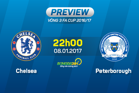 Chelsea vs Peterborough (22h00 ngay 0801) Khi Conte xoay vong hinh anh 2
