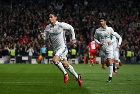 Tong hop Real Madrid 3-0 Sevilla (Cup Nha vua TBN 201617) hinh anh