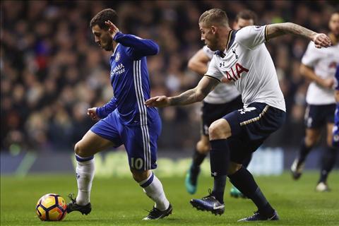 Tottenham 2-0 Chelsea Spurs, Pochettino da chi duong cho Premier League hinh anh