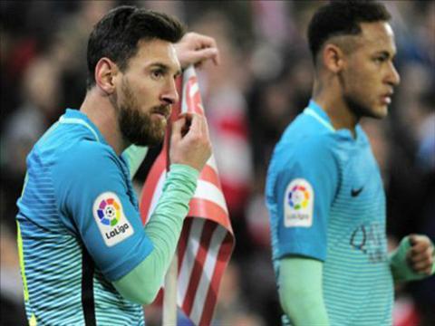 Thua cay cu, Pique to Real duoc thien vi, Barca bi xu ep hinh anh