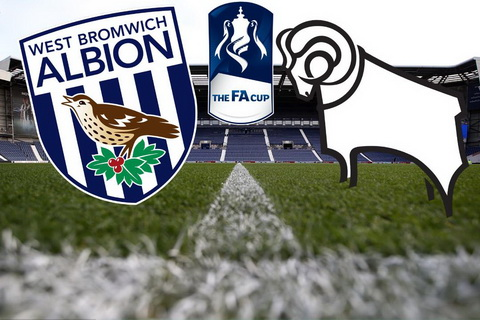 Nhan dinh West Brom vs Derby 22h00 ngay 71 (FA Cup 201617) hinh anh