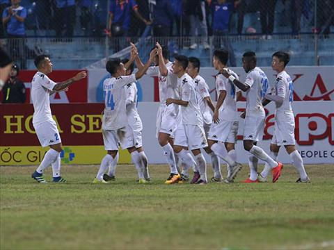 Tong hop Ha Noi 3-2 Than Quang Ninh (Vong 1 V-League 2017) hinh anh