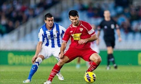 Nhan dinh Sociedad vs Sevilla 02h45 ngay 0801 (La Liga 201617) hinh anh