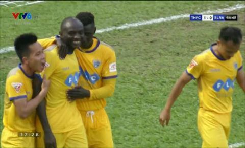 Clip ban thang Thanh Hoa vs 2-0 SLNA V-League 2017 hinh anh
