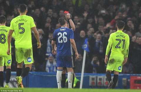 Chelsea 4-1 Peterborough Buoi tap nhe o dau truong FA Cup hinh anh 3