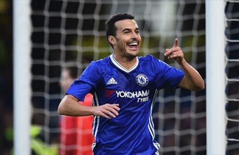 Tien dao Pedro hanh phuc o Chelsea hinh anh 2