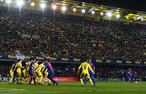 Villarreal 1-1 Barca Ngay cac cule cuoi trong nuoc mat hinh anh 3