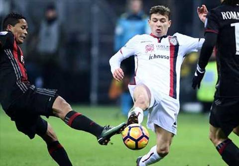 AC Milan 1-0 Cagliari Niem vui muon mang hinh anh