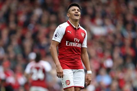 Arsenal quyet dinh tuong lai tien dao Alexis Sanchez hinh anh 2