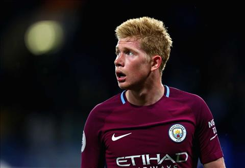 Kevin De Bruyne, ai toan dien hon anh o Premier League nay hinh anh