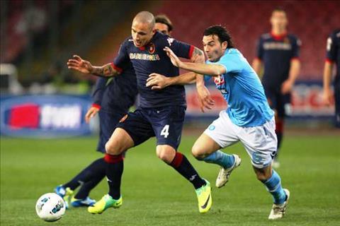 Napoli vs Cagliari 1h30 ngày 65 (Serie A 201819) hình ảnh