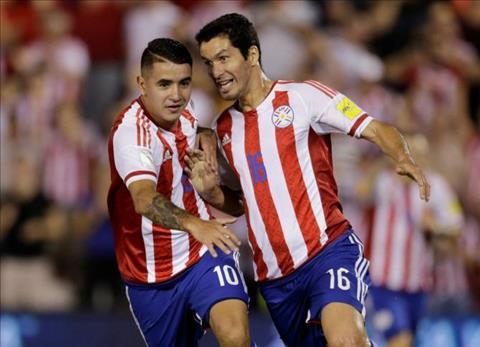 Nhan dinh Paraguay vs Venezuela 06h30 ngay 1110 (VL World Cup 2018) hinh anh