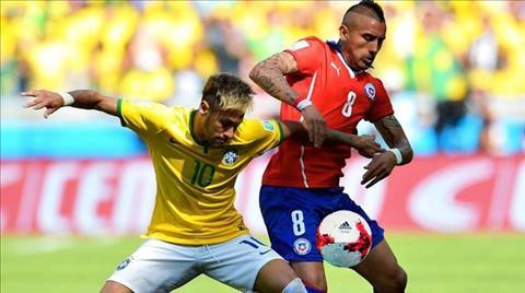 Nhan dinh Brazil vs Chile 06h30 ngay 1110 (VL World Cup 2018) hinh anh