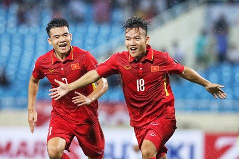 Thanh Trung vs Campuchia