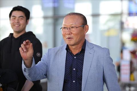 HLV Park Hang Seo noi gi khi vua den Viet Nam hinh anh