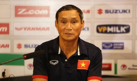 Bong da Viet Nam no HLV Mai Duc Chung loi cam on va xin loi hinh anh 2