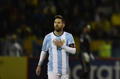 Tong hop Ecuador 1-3 Argentina (Vong loai World Cup 2018) hinh anh