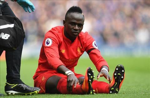 Liverpool nhan tin vui tu tien ve Sadio Mane hinh anh