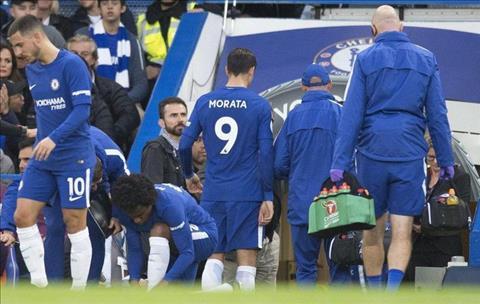Michy Batshuayi Niem tin cua Conte, thanh bai cua Chelsea hinh anh