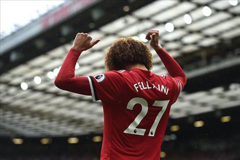 Fellaini xac nhan kha nang chia tay Man Utd hinh anh