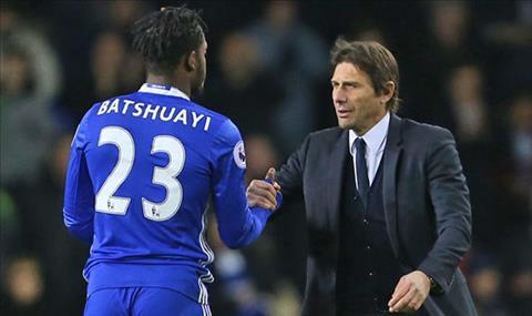 Michy Batshuayi Niem tin cua Conte, thanh bai cua Chelsea hinh anh 4