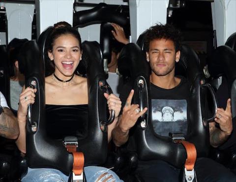 Ro tin don Neymar va Bruna tai hop hinh anh