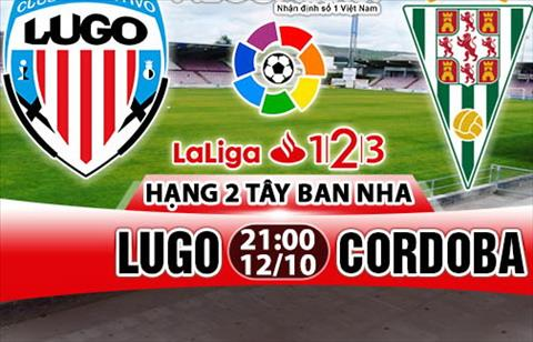 Nhan dinh Lugo vs Cordoba 21h00 ngay 1210 (Hang 2 TBN 201718) hinh anh