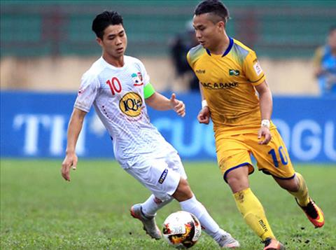 Truoc vong 21 V-League 2017 Chung ket som o Thanh Hoa hinh anh 2