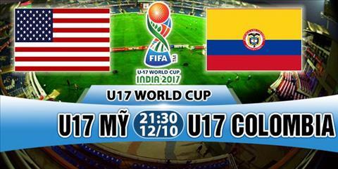 Nhan dinh U17 My vs U17 Colombia 21h30 ngay 1210 (VCK U17 World Cup 2017) hinh anh